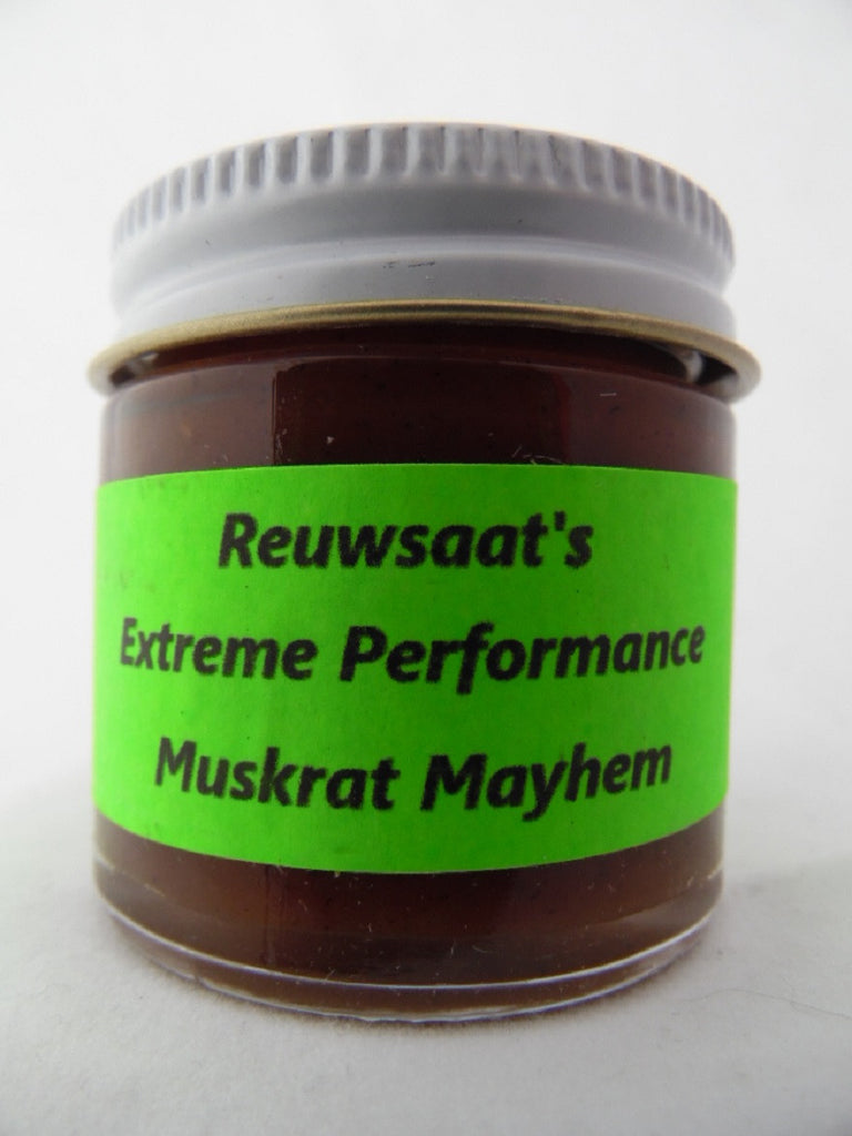 Reuwsaat's - Muskrat Mayhem - 1oz Lure-Trap Shack Company
