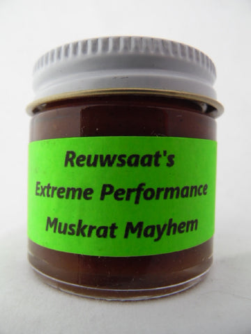 Reuwsaat's - Muskrat Mayhem - 1oz Lure