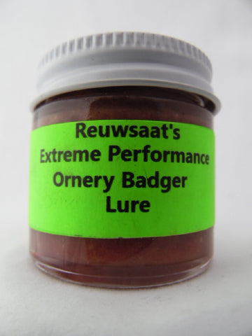 Reuwsaat's - Ornery Badger - 1oz Lure