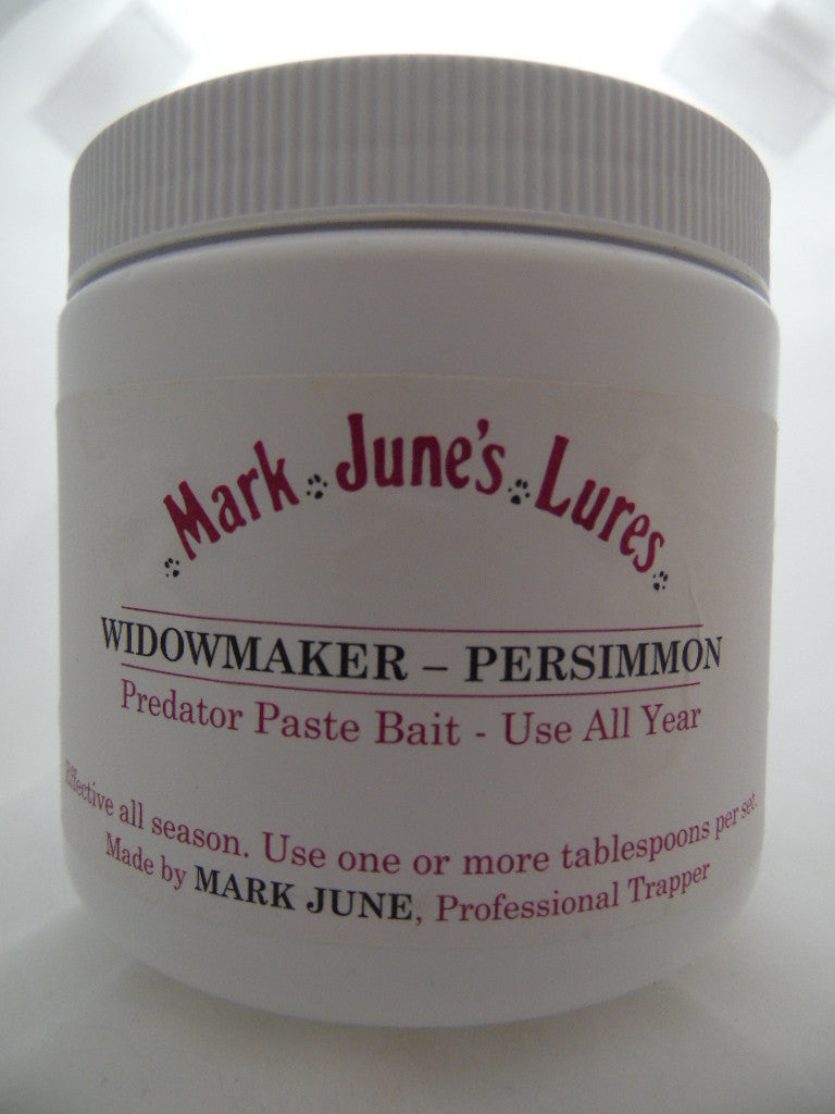 Mark June's - Widowmaker Persimmon - 16oz Bait-Trap Shack Company