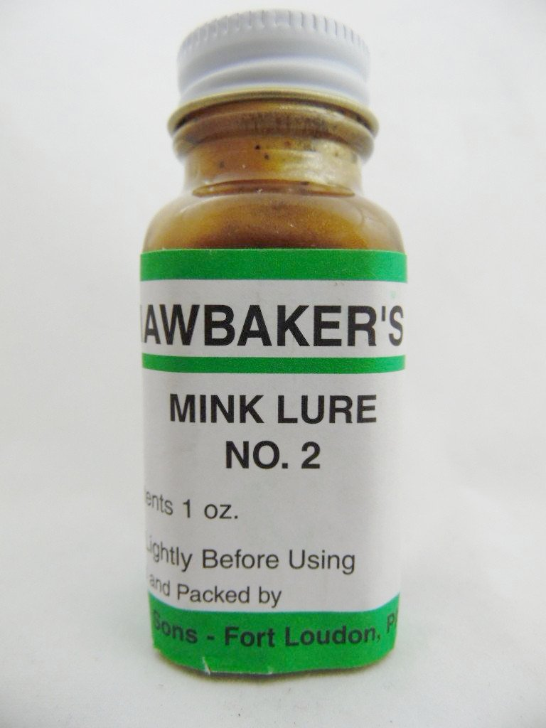 Hawbaker's - Mink Lure #2 - 1oz Lure-Trap Shack Company