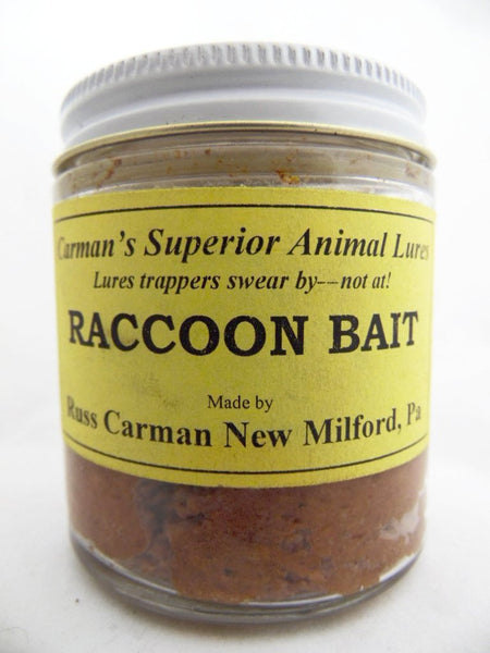 Carman's - Raccoon Bait - 4oz Bait-Trap Shack Company