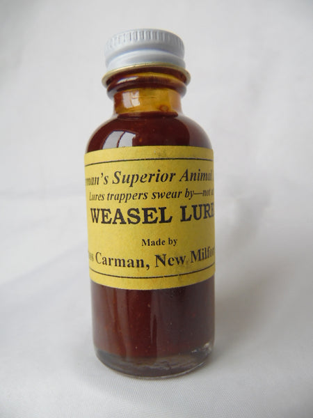 Carman's - Weasel Lure - 1 oz. Lure-Trap Shack Company
