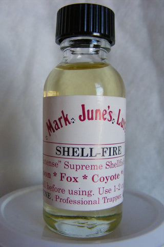 Mark June's - Shell-Fire - 1oz Lure