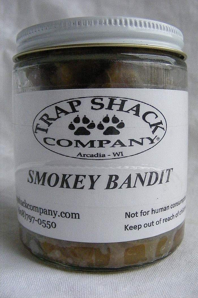 Trap Shack's - Smokey Bandit - 9 oz Bait-Trap Shack Company