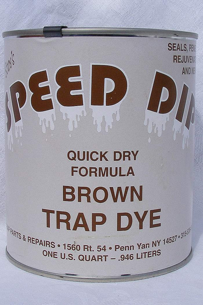 Speed-Dip - Brown-Trap Shack Company