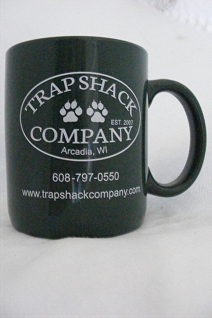 Trap Shack - 12oz Ceramic Coffee Mug-Trap Shack Company
