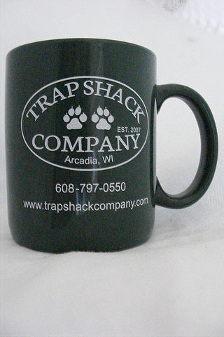 Trap Shack - 12oz Ceramic Coffee Mug