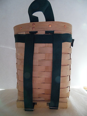 "Pack Basket - 10""-Trap Shack Company"