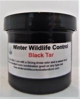 Winter Wildlife Control - Black Tar-Trap Shack Company