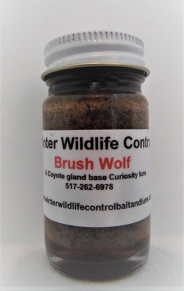 Winter Wildlife Control - Brush Wolf-Trap Shack Company
