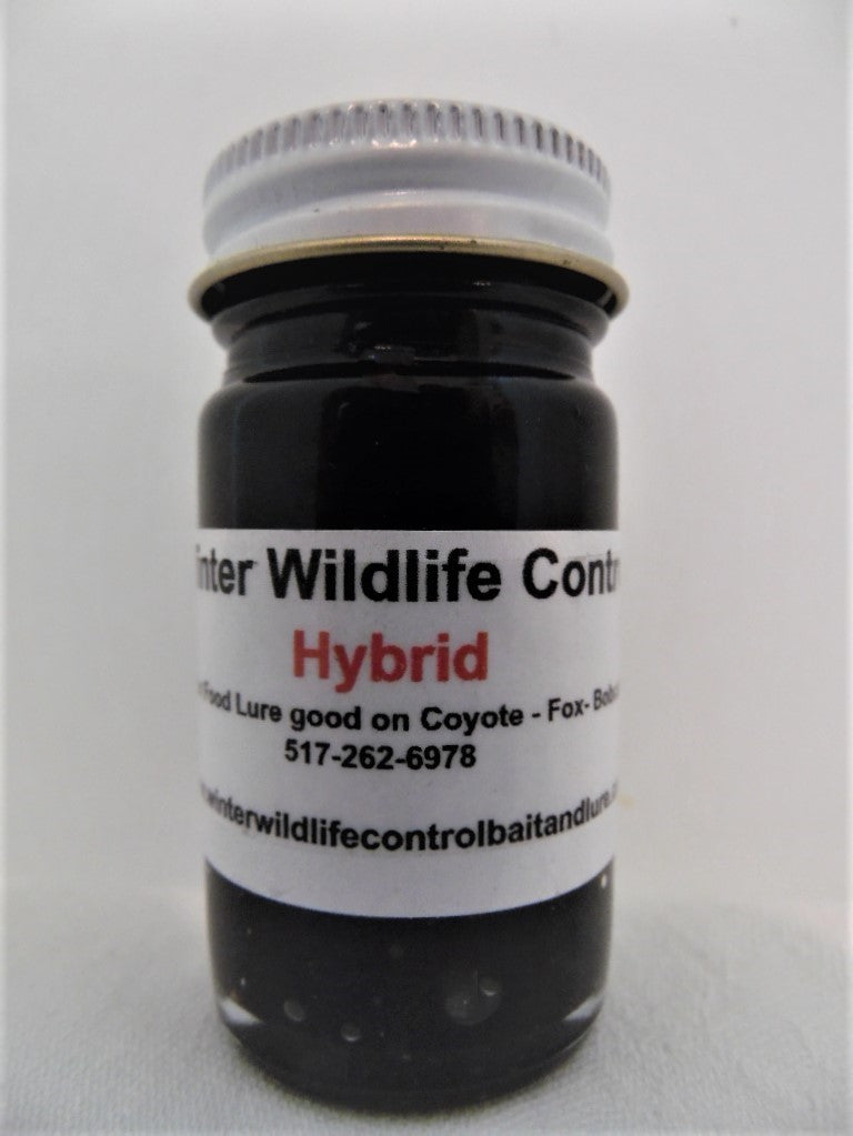 Winter Wildlife Control - Hybrid Lure-Trap Shack Company