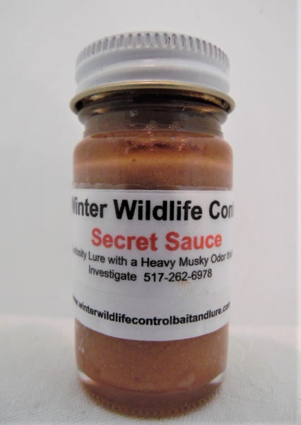 Winter Wildlife Control - Secret Sauce-Trap Shack Company