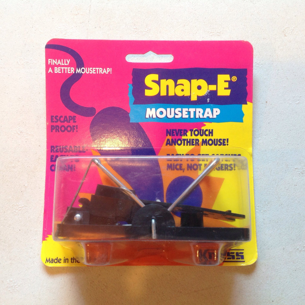 Little Snap-E Mouse Trap-Trap Shack Company