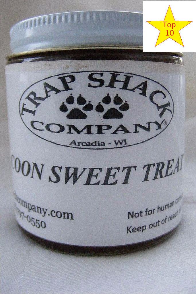 Trap Shack's - Coon Sweet Treat - 4oz Bait-Trap Shack Company