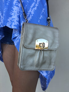 Gold Mini Crossbody
