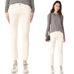 Citizens of Humanity Jazmin Cuffed Slim Straight Jeans NWT 26
