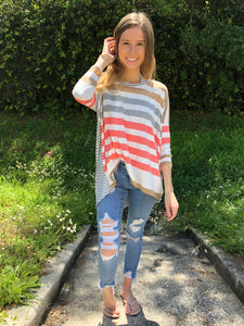 Simple In Stripes - Small