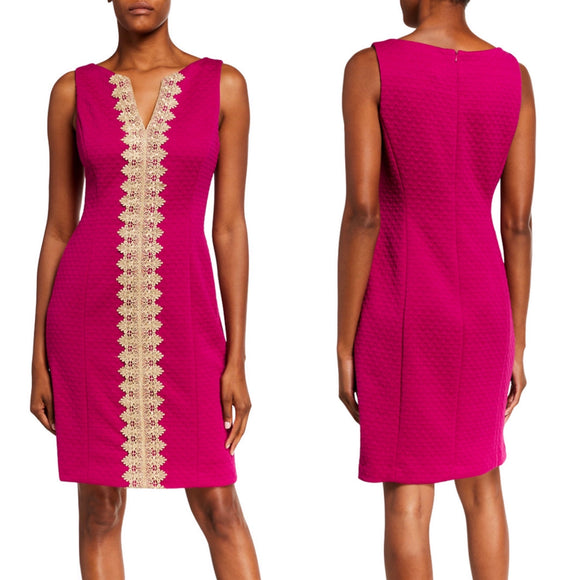 PoppaGallo Brooke Shift Dress NWT 6