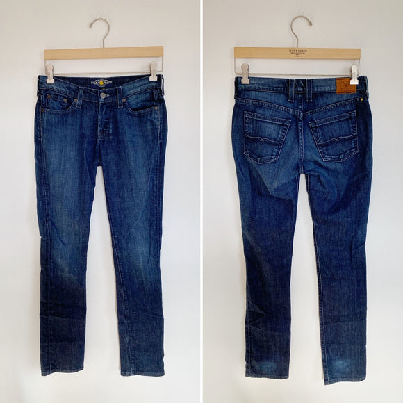 Lucky Brand Sweet'N Straight Jeans 0/25
