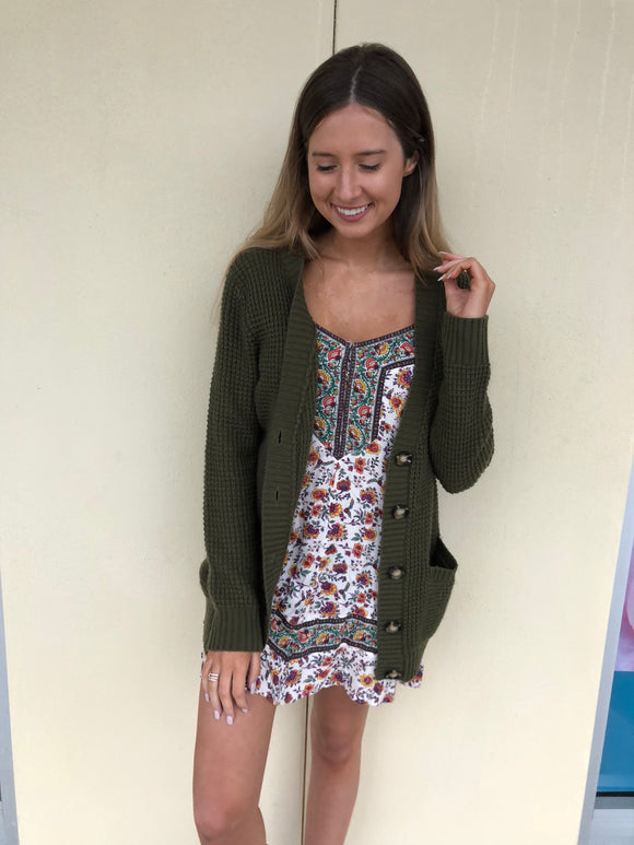 Cardigan Perfection! - Small