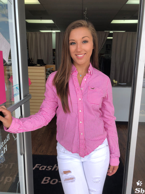 Preppy In Pink - Small