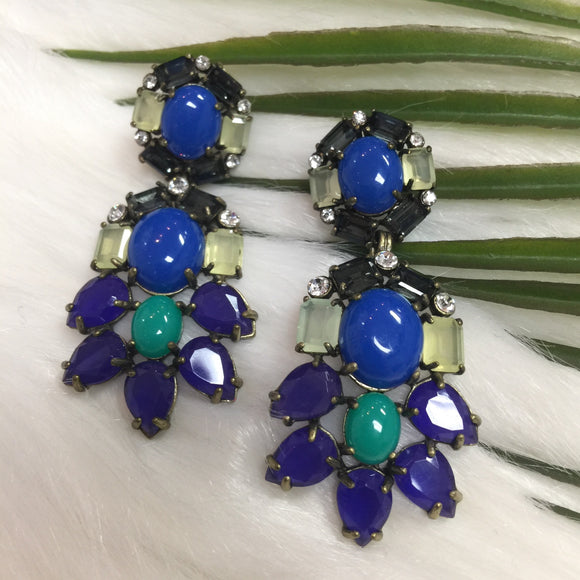 Stella & dot Blue Earrings