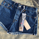 Levi Wedgie Fit Shorts Size 26