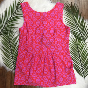 Jude Connally Pink Top