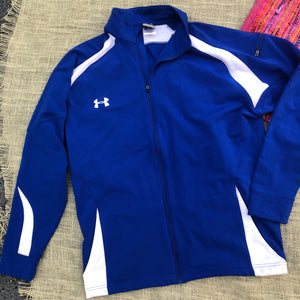 Under Armour Zip Up - Large