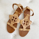 Tory Burch Leather Sandals 9