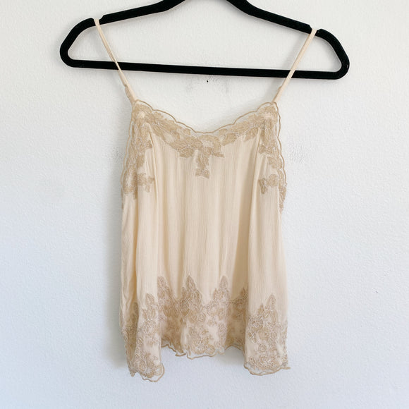 American Eagle Lace Tank Top XS