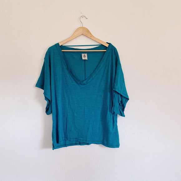 Free People Oversized Tee XS