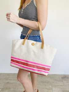 Tory Burch Beach Tote Bag