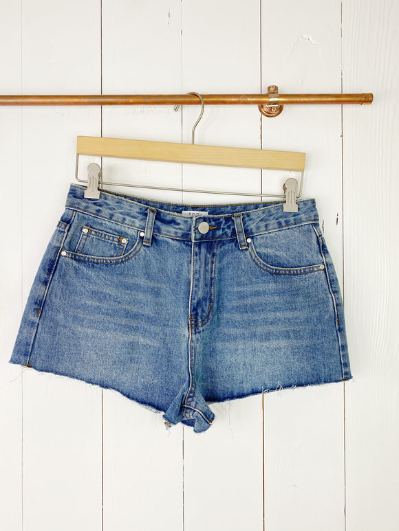 TOBI Denim Shorts Size 28