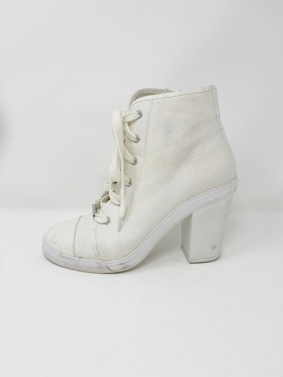 DKNY High Top Booties 8
