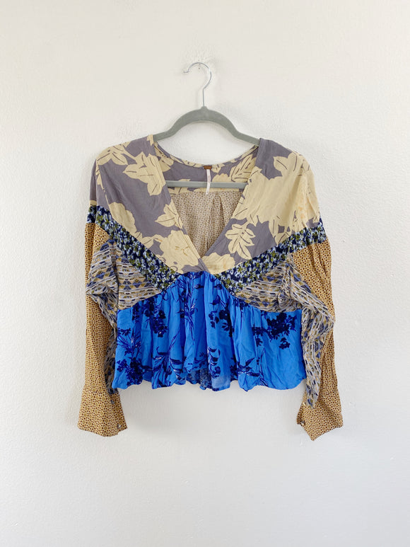 Free People Aloha State of Mind Top size Small