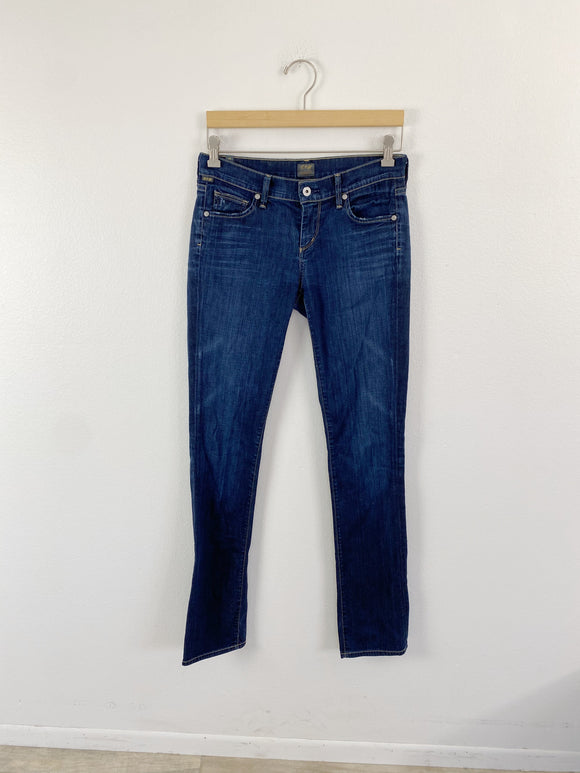 Citizens of Humanity Ava straight leg Jeans 26