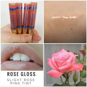 Rose Gloss Lipsense
