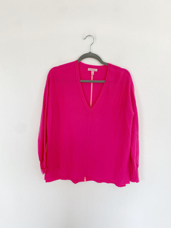 Lilly Pulitzer Alessandra Cashmere Tunic S/M
