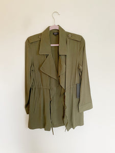 Pacsun LIRA Army Duster Utility Jacket New Small