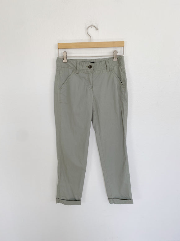 THEORY Sage cuffed Pants size 0