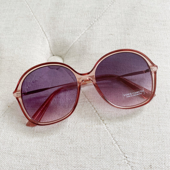 Vince Camuto Round Sunglasses New