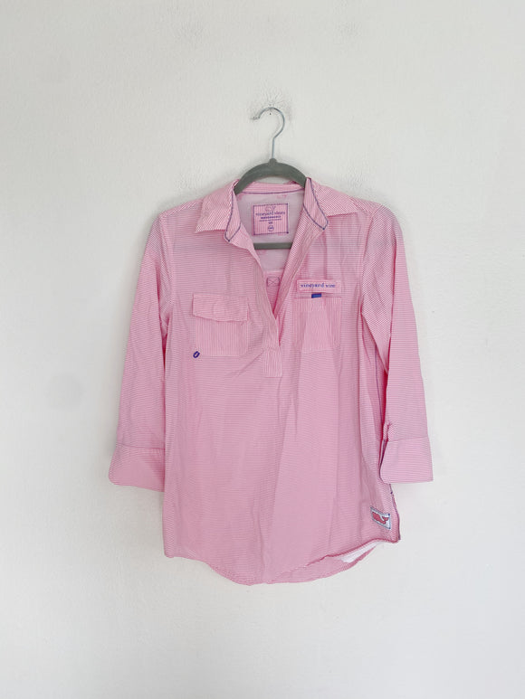 Vineyard Vines Performance Top size 00