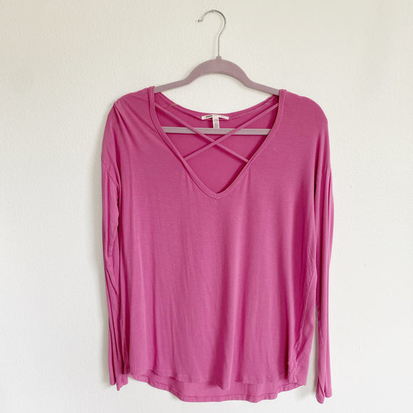 PINK by Victoria's Secret Super Soft Long Sleeve Small