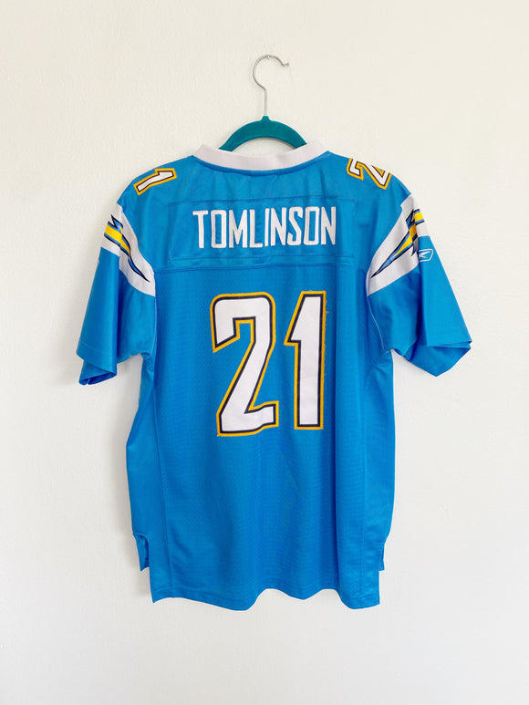 NFL Chargers Tomlinson 21 Jersey Kids Youth XL