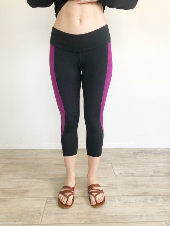 Active by Old Navy Fitted Leggings Small