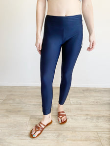 Forever 21 Navy Spandex Leggings 21 NWT Medium