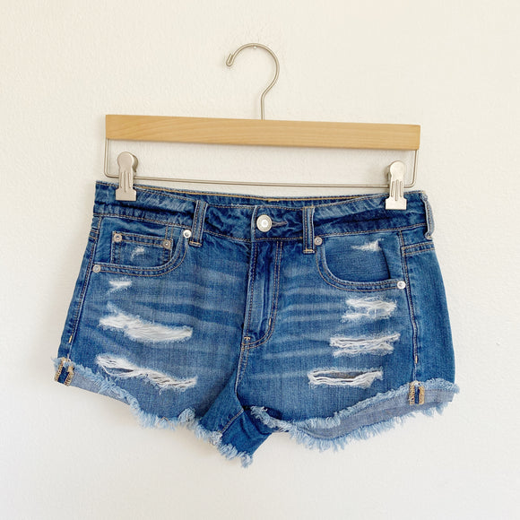 American Eagle Tom Girl Shortie Shorts 2