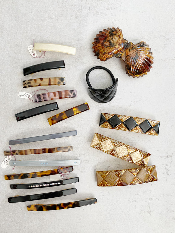 The French Atelier Hair Clips Collection